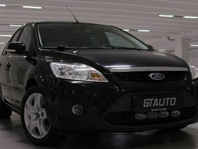 begagnad Ford Focus 1.6 TDCi Titanium 5dr (109hk) Kamrem Bytt 470KR/Månaden