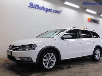 begagnad VW Passat Alltrack Alltrac 4-Motion