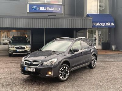 begagnad Subaru XV 2.0 4WD AUT SPORT M-VÄRMARE
