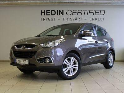 begagnad Hyundai ix35 1.7 CRDi 116hk, Värmare, Vinterhjul,