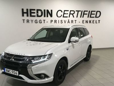 begagnad Mitsubishi Outlander P-HEV BUSINESS MY18
