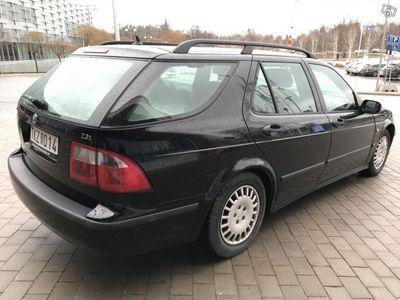 begagnad Saab 9-5 2.3t vector skat bes 14000mil -03