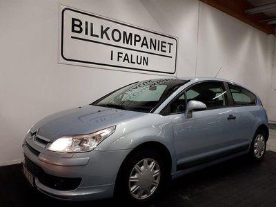 begagnad Citroën C4 Coupe/1.6/109hk/15000mil/M&V/Sv-Såld
