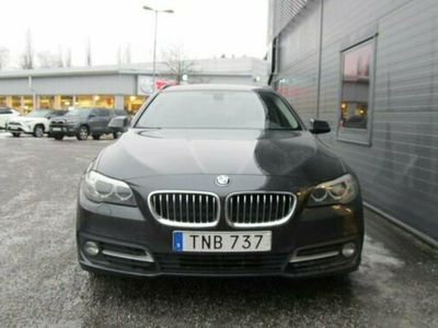 begagnad BMW 520 d xDrive Touring, F11 2017, Kombi Pris 249 000 kr