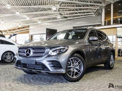 used Mercedes GLC220 d / AMG Sky / Dragkro -19