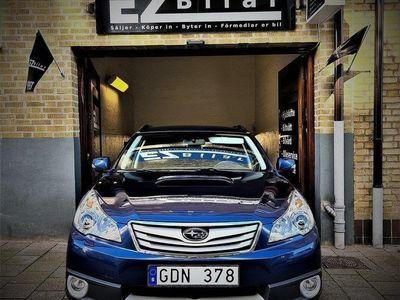 begagnad Subaru Outback 2.0 4WD 150HK / DRAG / BESIKTA
