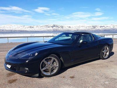 begagnad Corvette C6 LS3