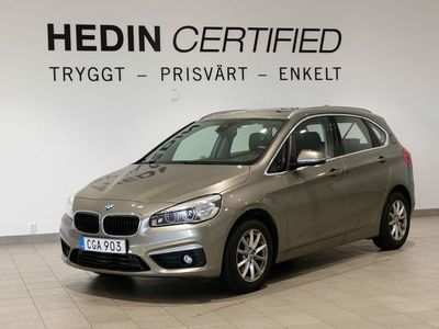begagnad BMW 218 Active Tourer d Advantage