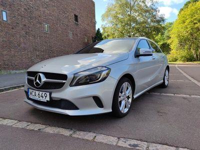 begagnad Mercedes A200 d