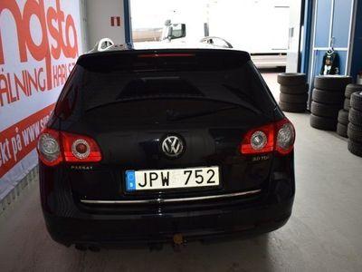 begagnad VW Passat 2,0 TDI Variant/Drag/Läder/