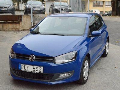begagnad VW Polo 5-dörrar 1.6 TDI DSG Sekvent -11