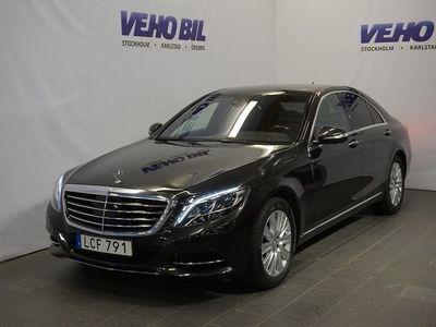 usata Mercedes S350 d V6 4MATIC Euro 6 258hk
