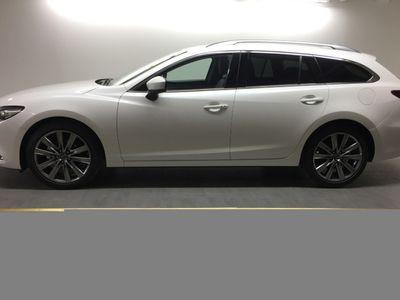 begagnad Mazda 6 Wgn A6 2.5 Optimum 194 hk Signautre