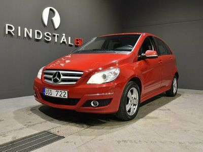 begagnad Mercedes B170 B BenzNGT AUT KAMKEDJA S&V-DÄCK 2009, Halvkombi Pris 59 900 kr