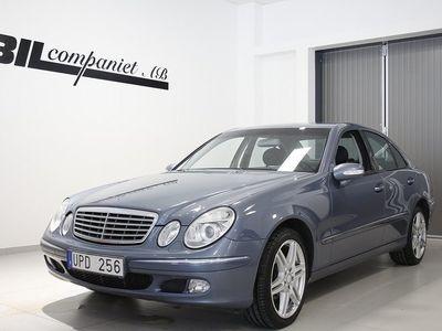 begagnad Mercedes E320 CDI -03