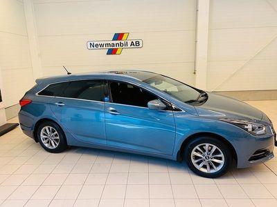 begagnad Hyundai i40 cw 1.7 CRDi 116hk
