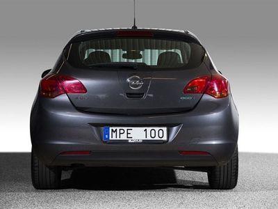 begagnad Opel Astra 3 CDTI 95HK Turbo -10