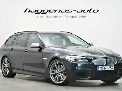 begagnad BMW M550 d Touring xDrive / Pano / HUD