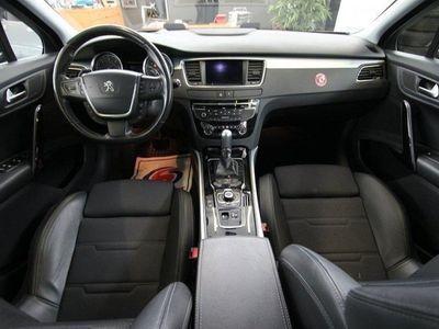 begagnad Peugeot 508 SW 2.2 HDi GT, Automat 204hk -14