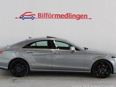 begagnad Mercedes 219 CLS Benz 350 CDI AMG H K Värmare Sv-Såld 2011, Sportkupé500 kr