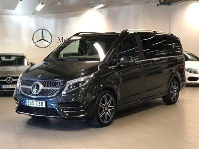 begagnad Mercedes 300 VD AMG Avantgarde Lång