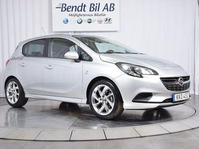 used Opel Corsa 1,4 Turbo 100 hk MT6 -19