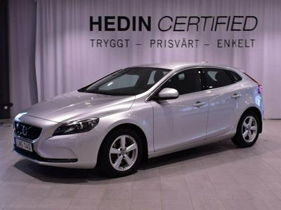 begagnad Volvo V40 D2, Momentum, Drag, Backkamera, V-hjul120hk