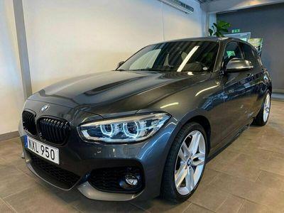 begagnad BMW 118 d xDrive M-Sport Navi HiFi | 0kr i Kontantinsats |