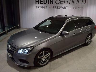 begagnad Mercedes 350 - Benz E - KLASSBluetec 4matic / / AMG - paket