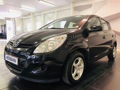begagnad Hyundai i20 1.2 BENSINSNÅL NYBESIKTIGAD 77hk -10