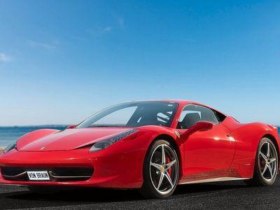 begagnad Ferrari 458 Italia F142 ABE 2012, Personbil 1 495 000 kr
