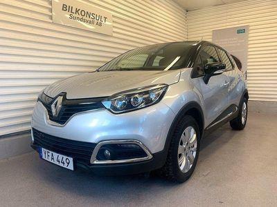 begagnad Renault Captur TCe 90 Navi SoV MoK