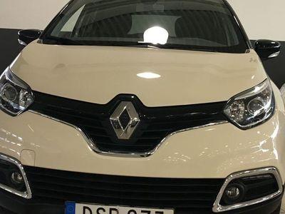 begagnad Renault Captur 1.2 automat dynamiqoue 120hk