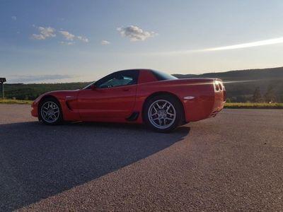 begagnad Corvette Z06 C5