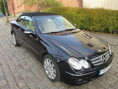 begagnad Mercedes CLK350 Cabriolet 7G-Tronic 272 -08
