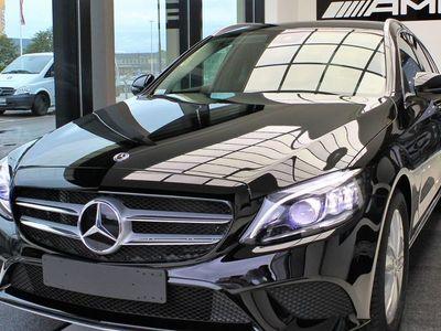 begagnad Mercedes C220 D KOMBI