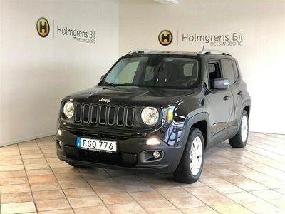 begagnad Jeep Renegade 1.4 Dragkrok Låg Skatt