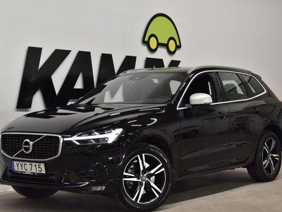 begagnad Volvo XC60 D5 AWD | R-Design | Navi | VoC | 235hk