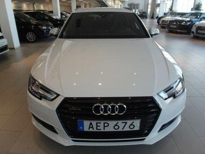 begagnad Audi A4 AVANT 2.0 TDI 190HK SPORT Q S-TRO