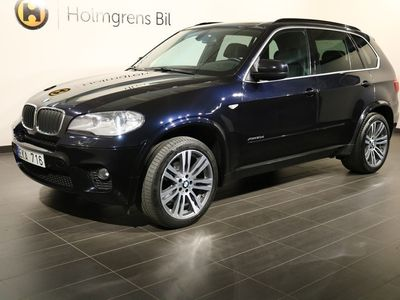 begagnad BMW X5 xDrive 30d M-sport / Automat