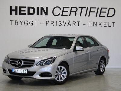 begagnad Mercedes 219 220 Benz E CDI Aut Drag Avantgarde Multibeam-LED 2014, Sedan900 kr
