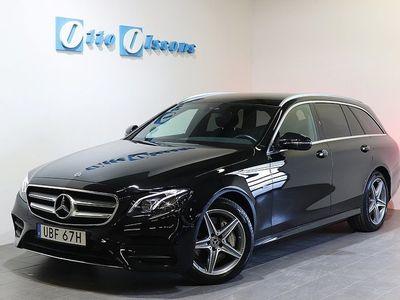 begagnad Mercedes E300 PLUG-IN 306hk AMG Kombi Aut, Nav, Drag