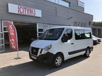 begagnad Nissan NV400 9-Sits 2.3 dCi 145hk EU6