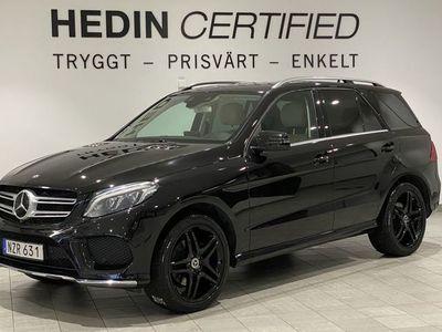 begagnad Mercedes GLE350 D 4MATIC AMG, 2 Års Nybilsgaranti!