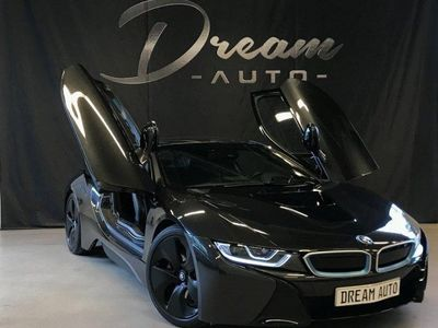 begagnad BMW i8 1.5 + 7.1 kWh Steptronic Euro 6 362hk -16
