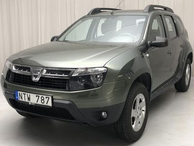 used Dacia Duster 1.6 4x2 (105hk)