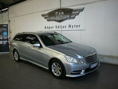 begagnad Mercedes E200 CDI BE 7G-Tronic Plus AMG
