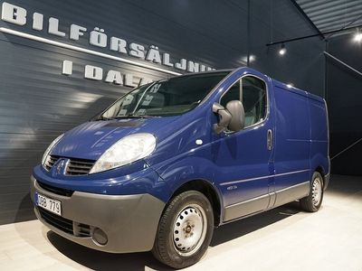 begagnad Renault Trafic Van 2.0 dCi 114hk -10