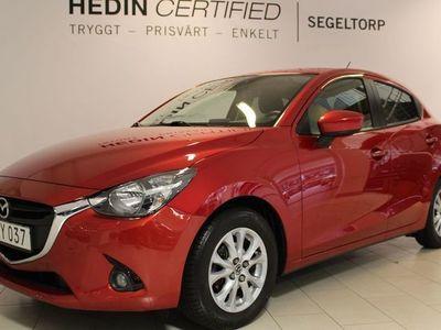 begagnad Mazda 2 1,5 90HK 5D NAVI S+V-HJUL