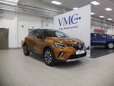 begagnad Renault Captur II TCe 100 Intens